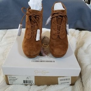 NWT Jessica Simpson booties